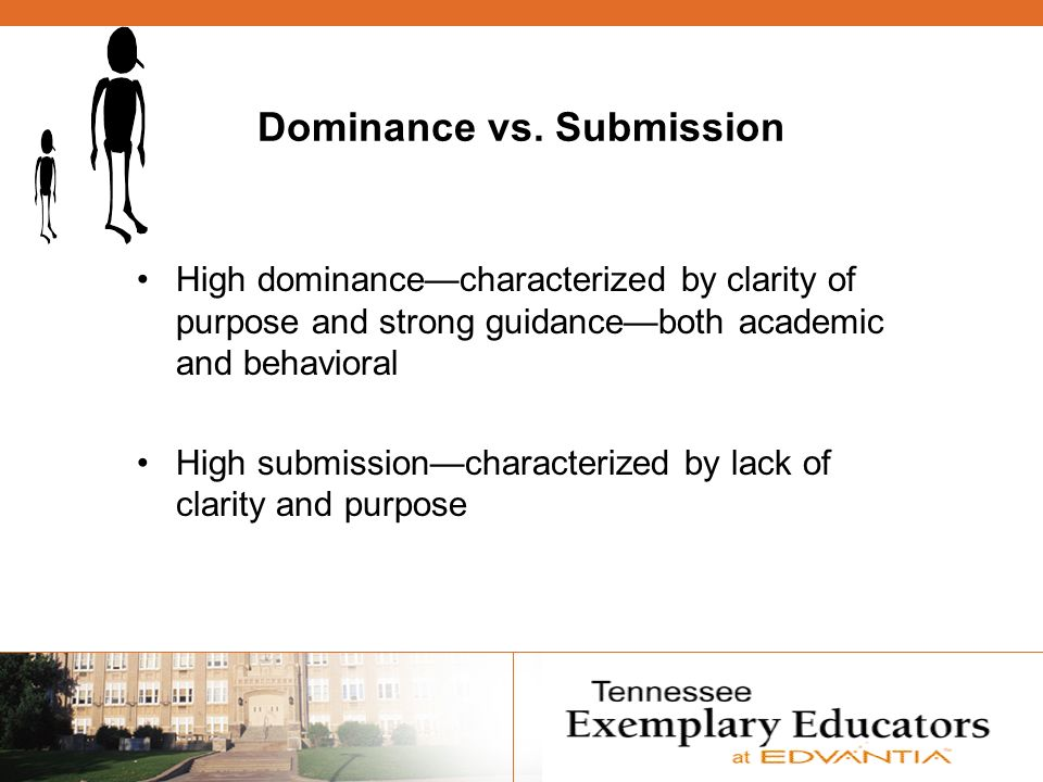 Dominance vs.