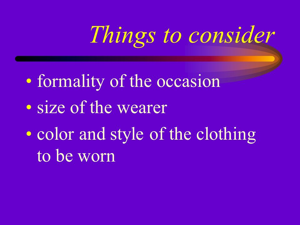 Colors and flowers used dictated by the personal preference of the wearer