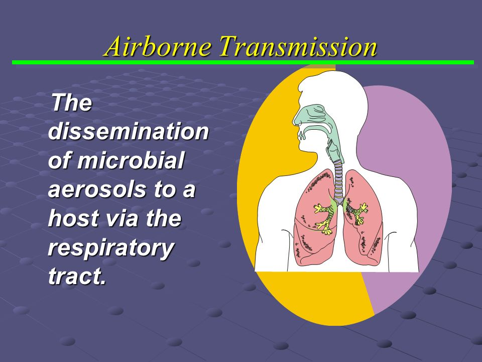 Vehicleborne Transmission The transfer of an infectious agent to a host via contaminated items such as water, food, milk, or biological products, such as blood, tissues, and organs.