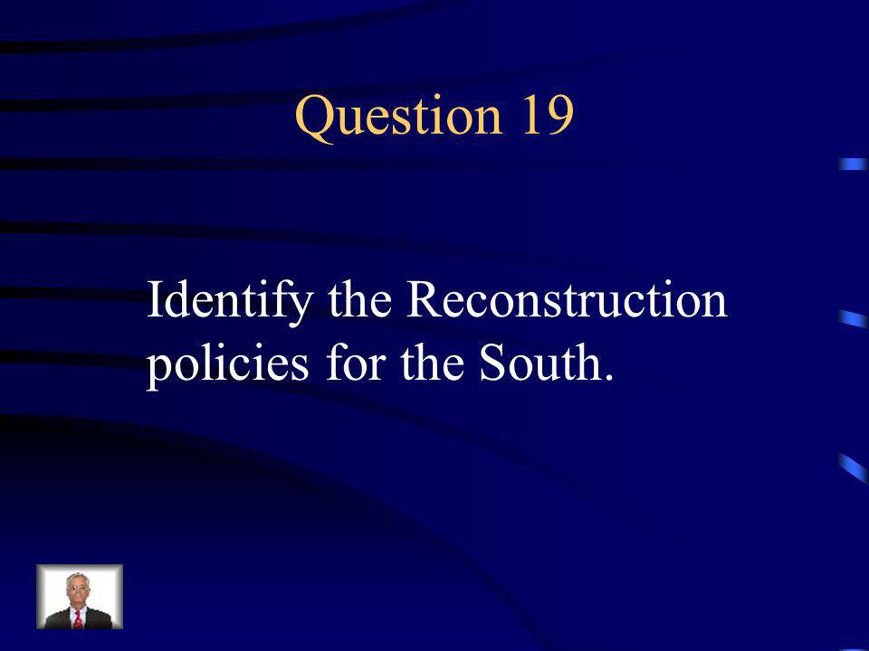 Answer 18 What is --ensures all citizens the right to vote regardless of race or color or previous condition or servitude