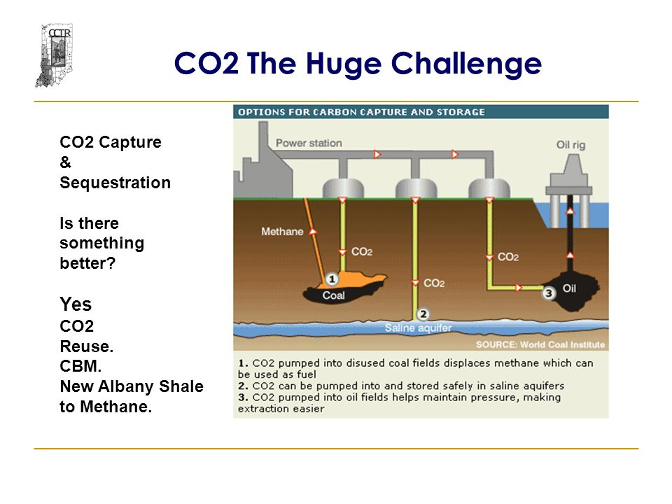 CO2 The Huge Challenge CO2 Capture & Sequestration Is there something better.