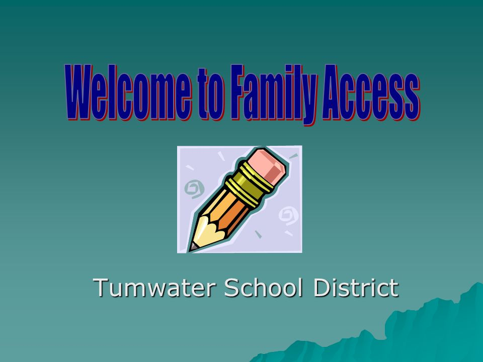 Tumwater School District  Select Parents - ppt download