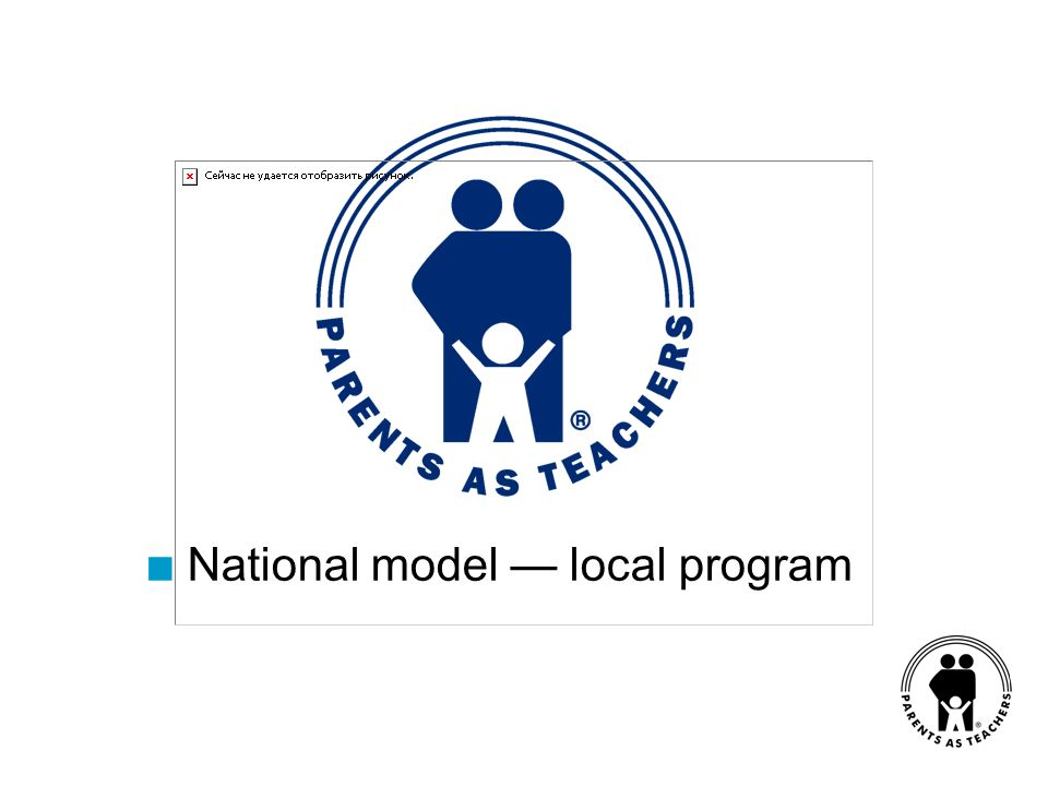 n National model local program