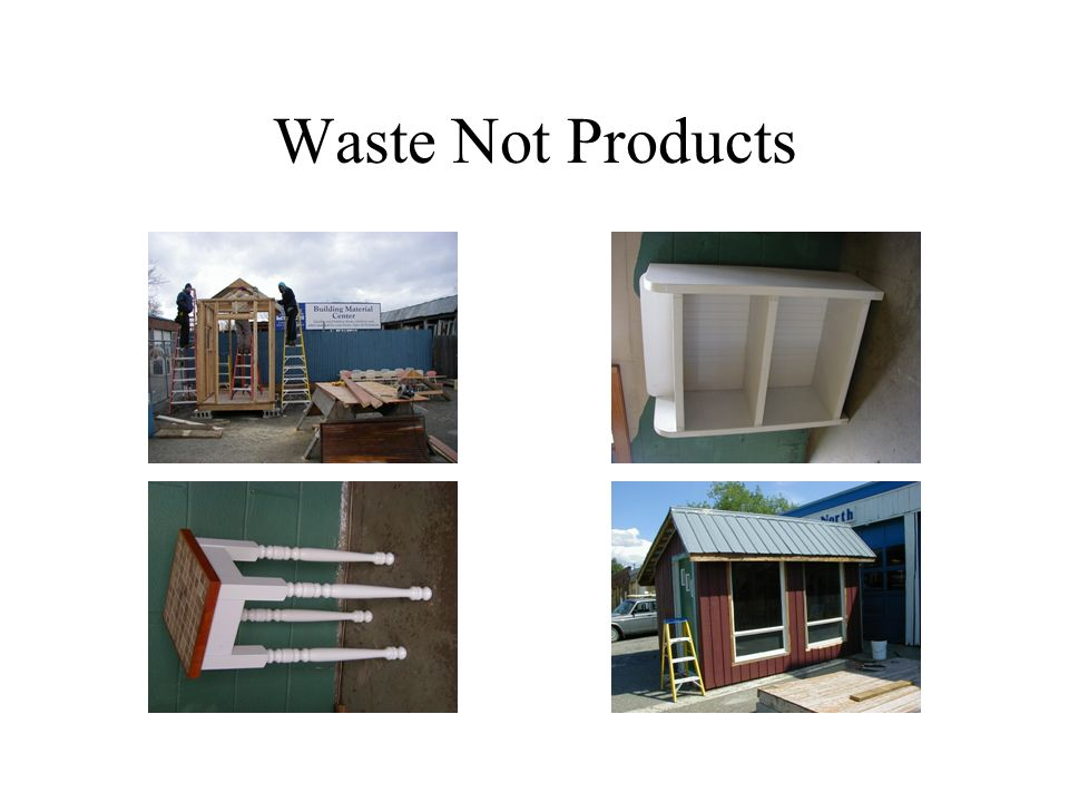 Waste Not Products