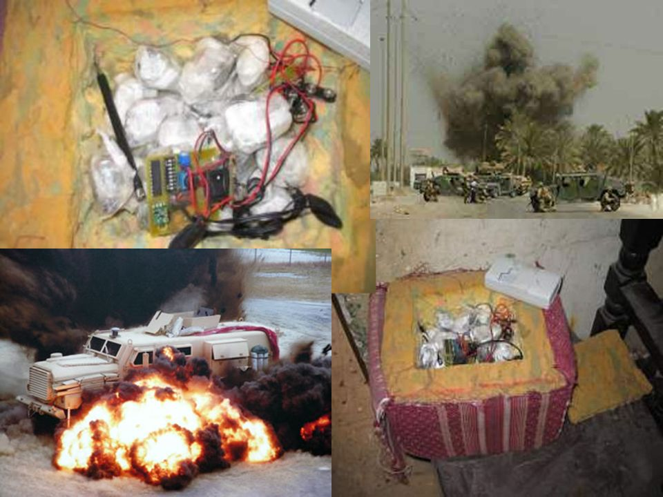 ACW The Middle East: Terrorism 2006-07