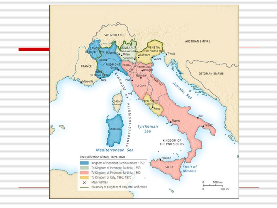 Nationalism italian and german unification ppt video online download societycarbonaricoal burners influenced by french revolution led revolts in 1820 and 1831 giuseppe mazziniprophet of italian nationalism formed new gumiabroncs Images