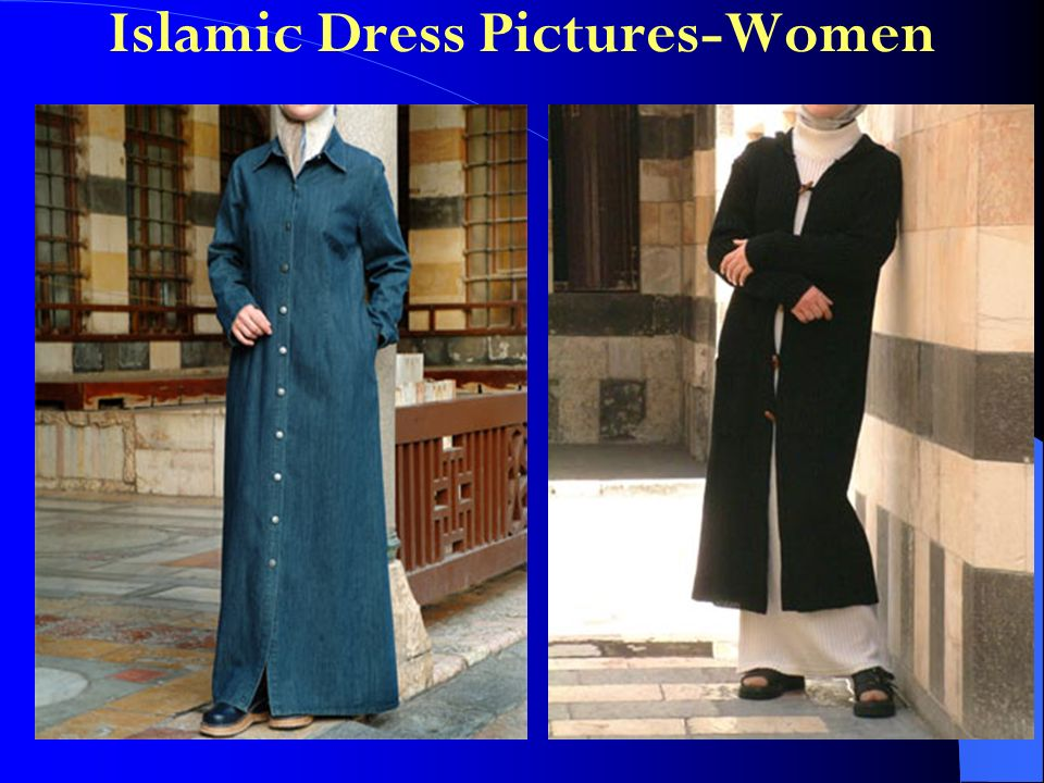 Islamic Dress Pictures-Women