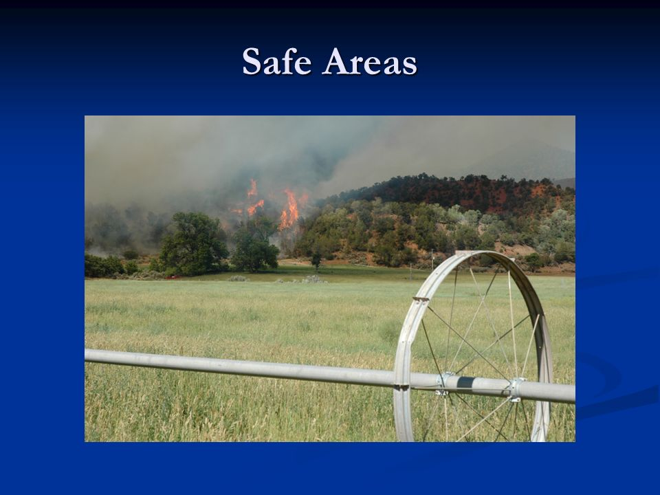 Safe Areas
