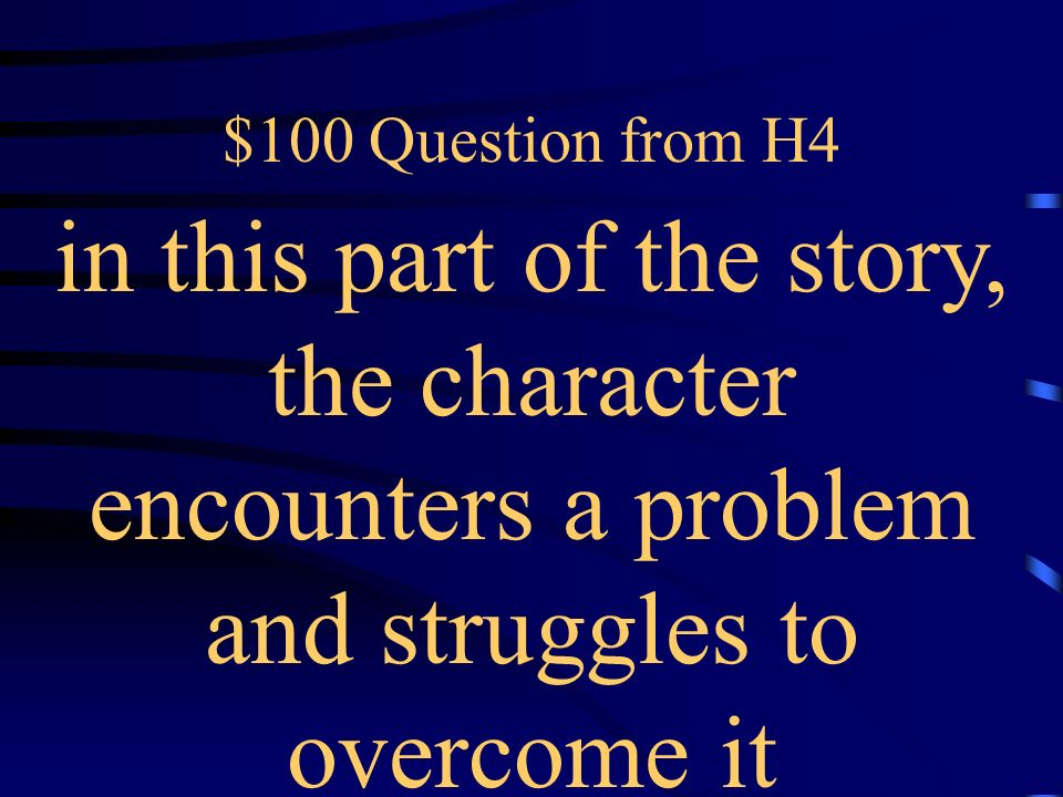 $500 Answer from H3 What is a dictionary