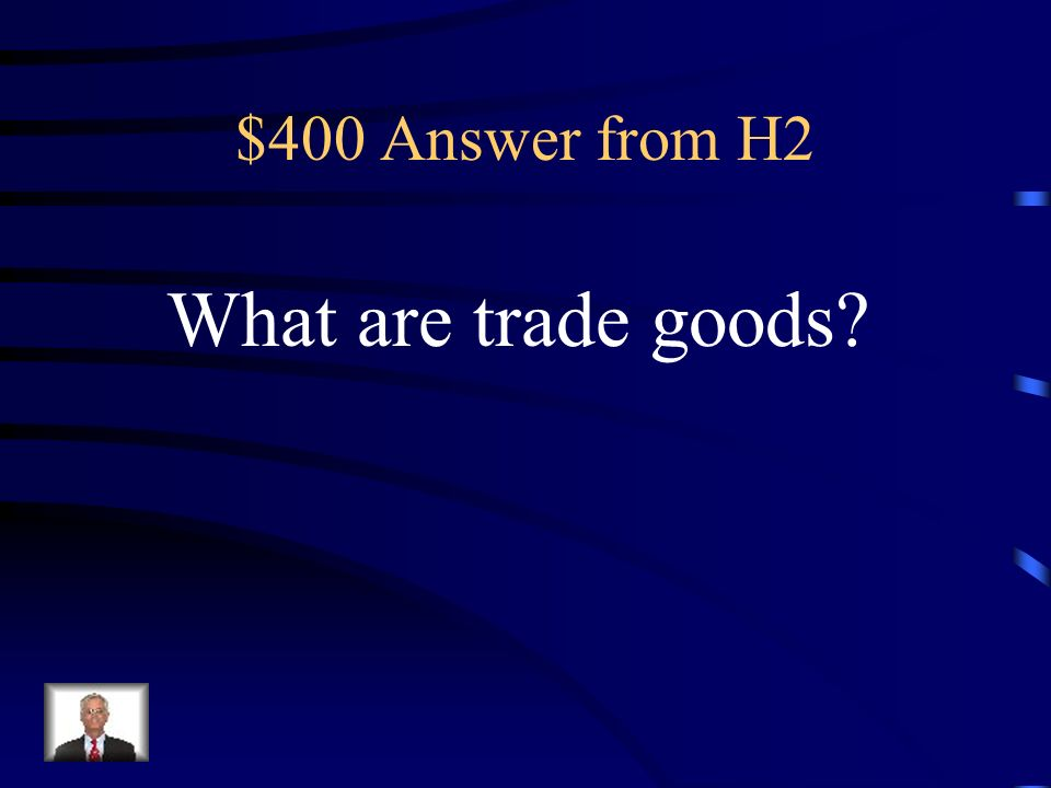 $400 Question from H2 The Nile was used to transport this.