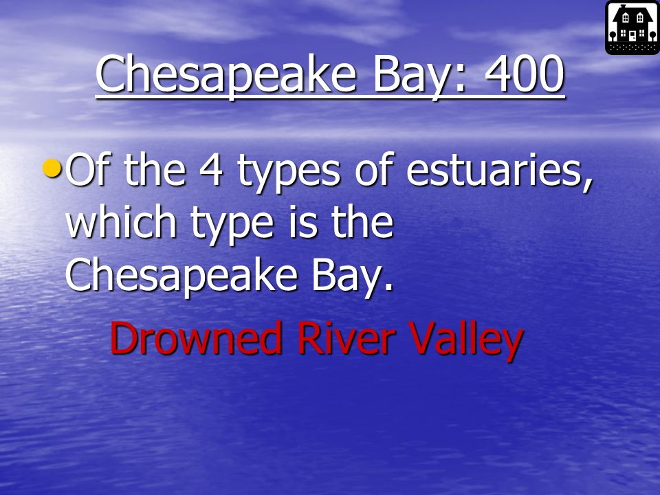 Of the five major rivers that flow into the Chesapeake Bay, which one is furthest south.