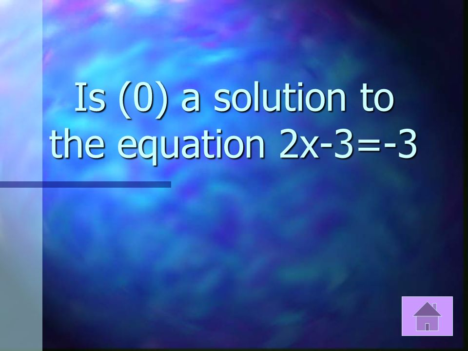 When solving an equation that has a variable multiplied with a number, how do you isolate that variable