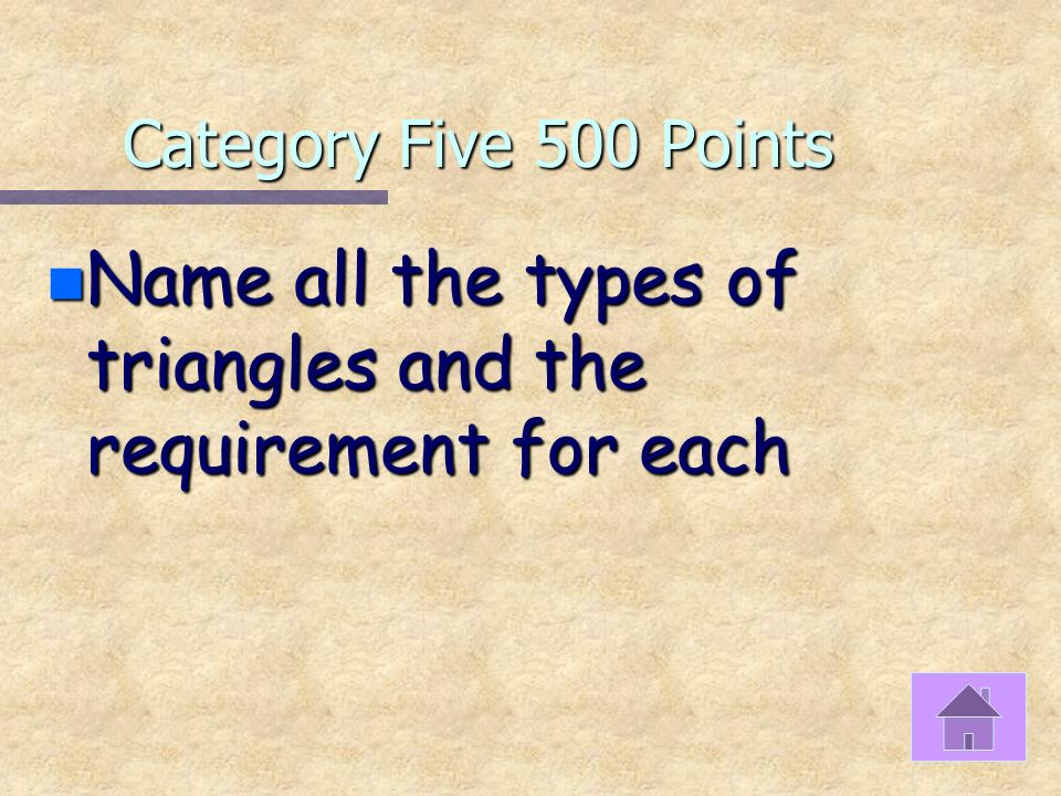 Category Five 400 Points n What is the rule for radicals in fractions and how do you follow it