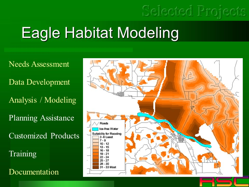 Mapping Trout Streams Needs Assessment Data Development Analysis / Modeling Planning Assistance Customized Products Training Documentation