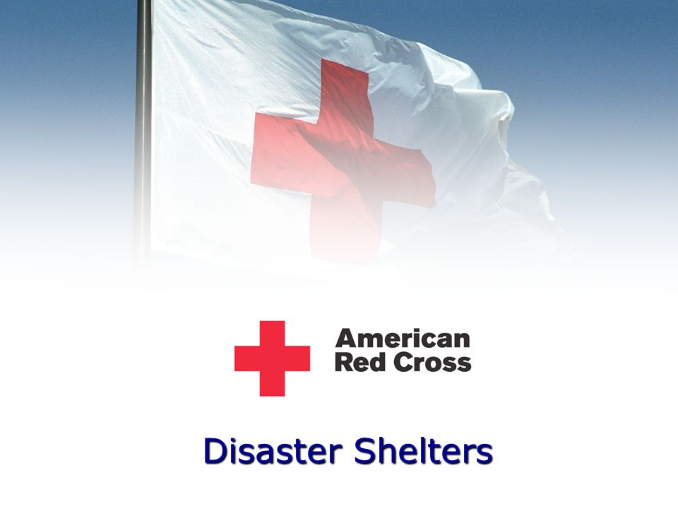 Disaster Shelters
