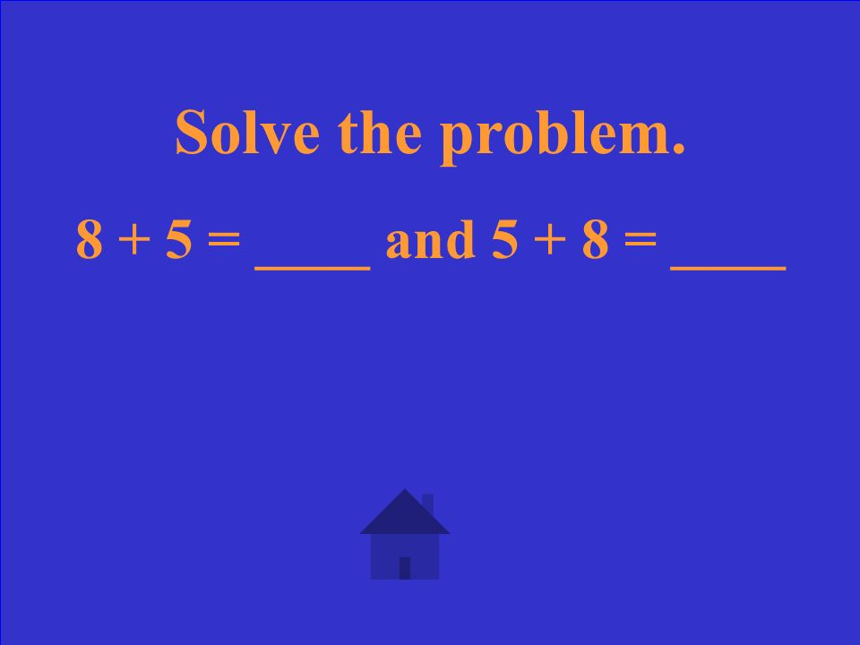 Solve the problem. (3 + 7) + 4 = ____