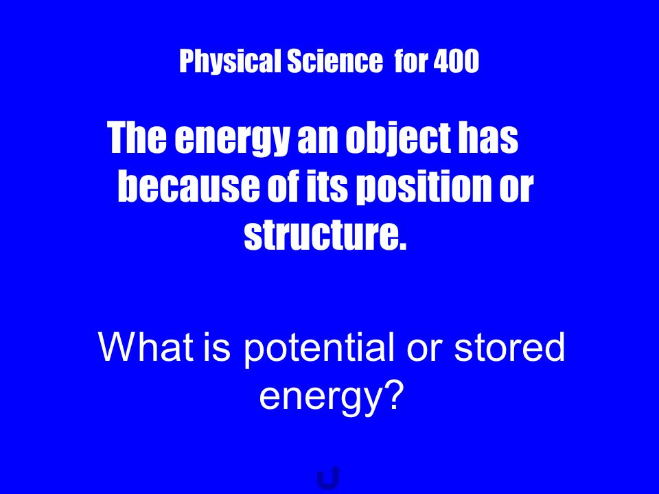 Physical Science for 300 What is a force A push or a pull