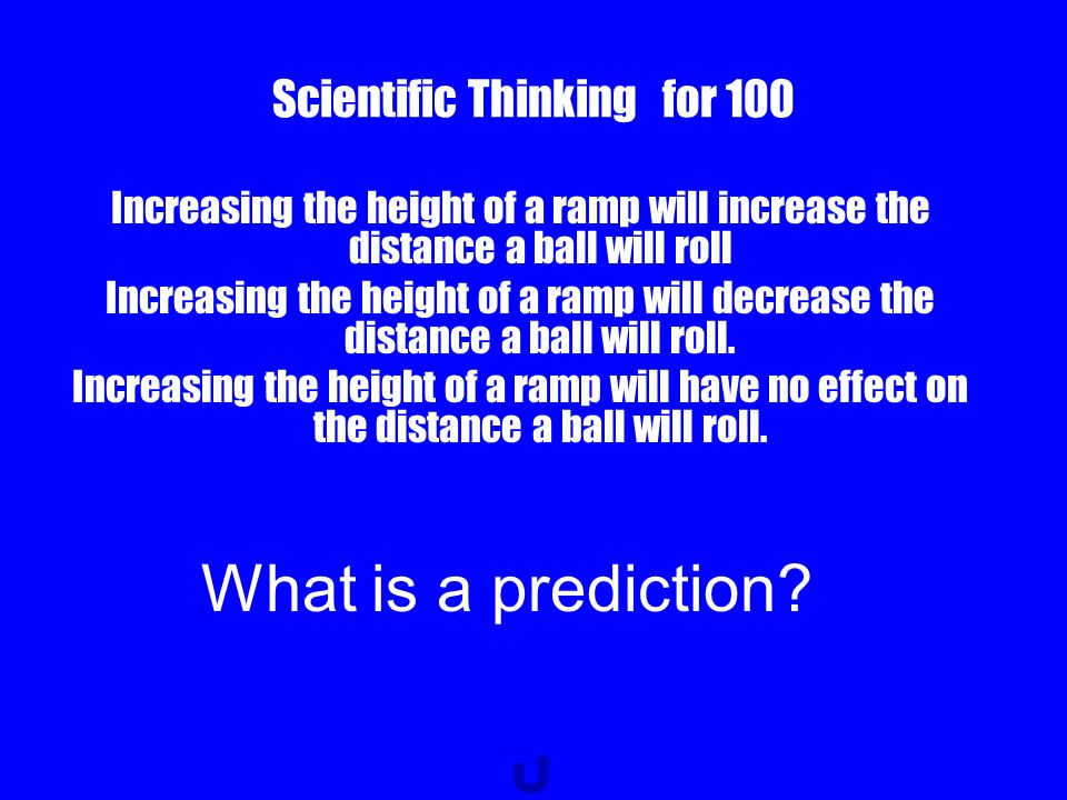 Physical Science for 500 An objects tendency to resist a change in motion What is inertia
