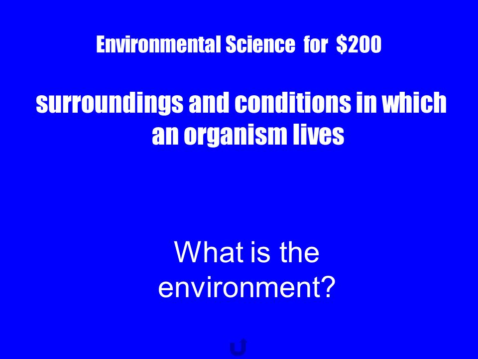 Environmental Science for $100 Wise use and protection of our natural resources What is conservation