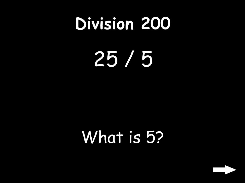 Division 100 24 / 6 What is 4
