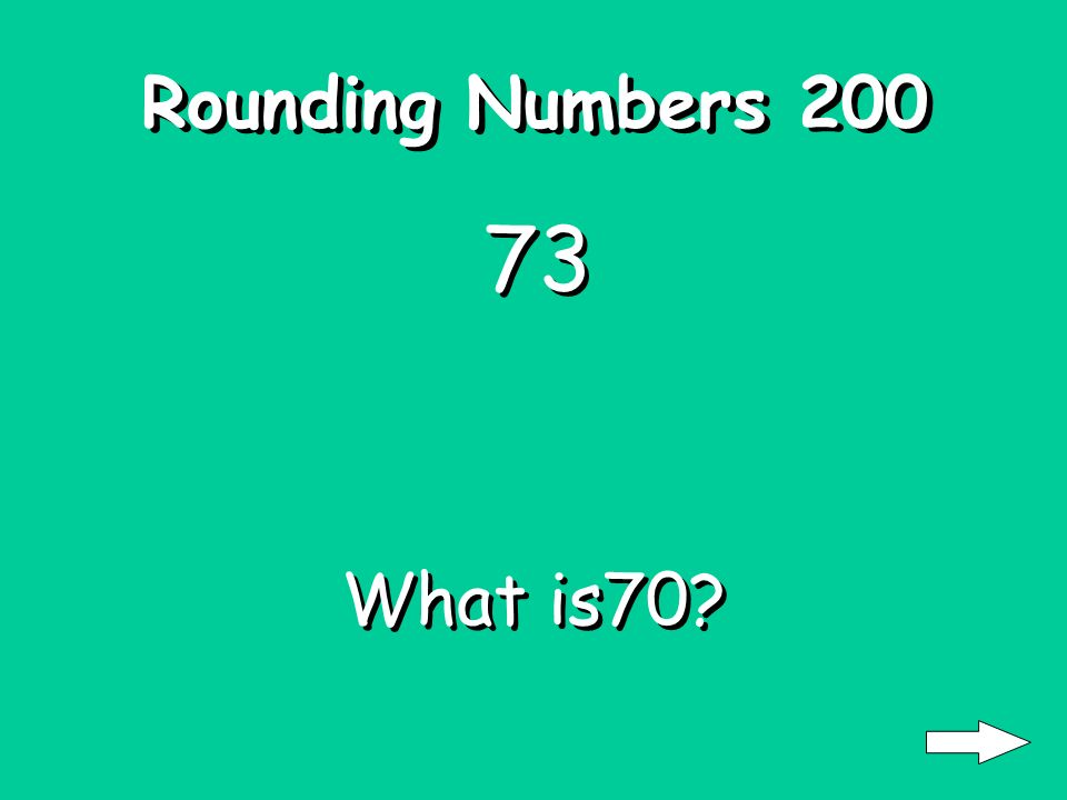Rounding numbers 100 51 What is 50