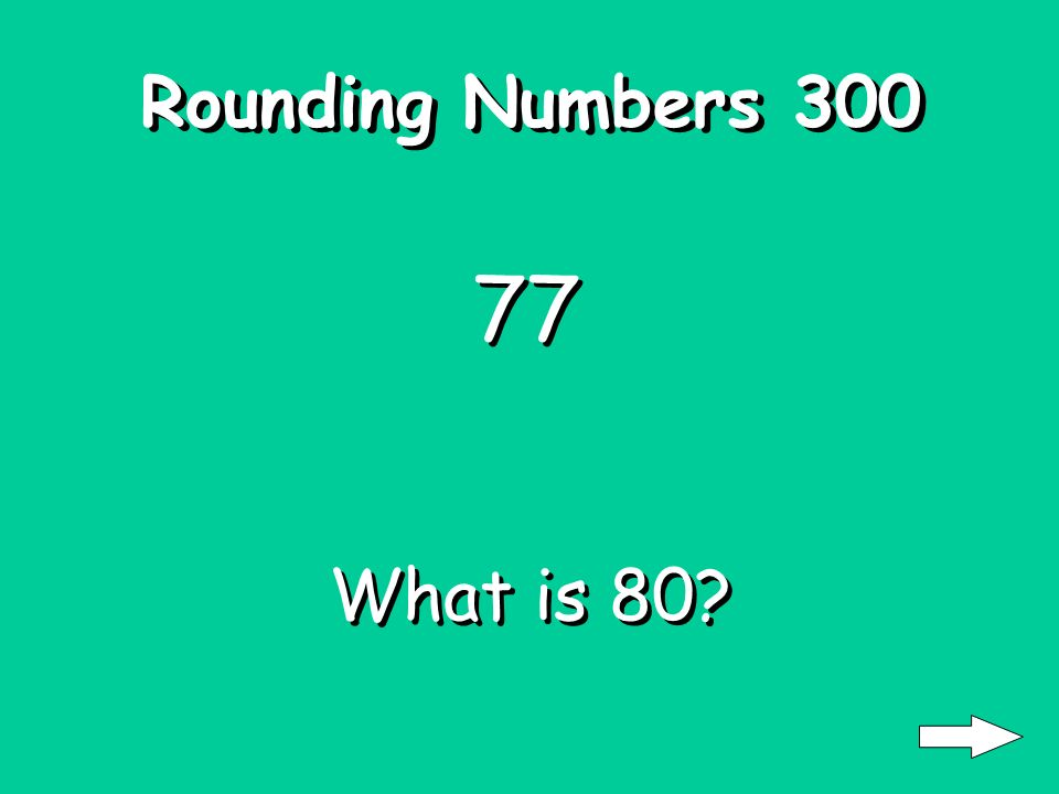Rounding Numbers 200 73 What is70