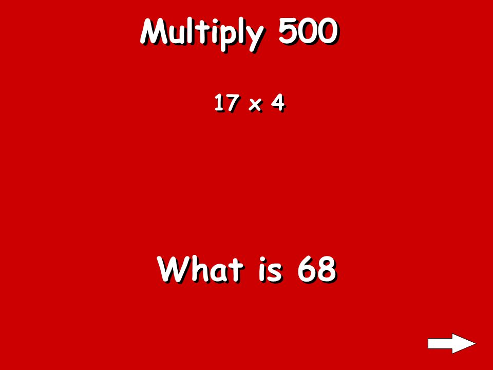 Multiply 400 42 x 3 What is 126