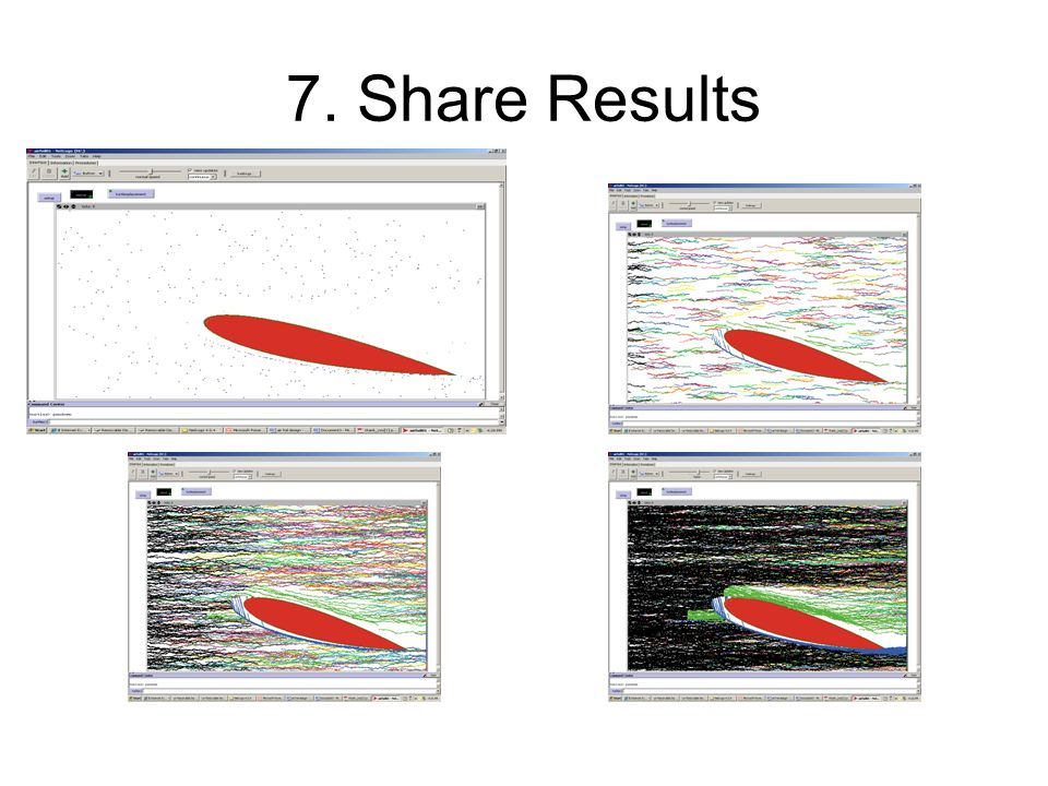 7. Share Results