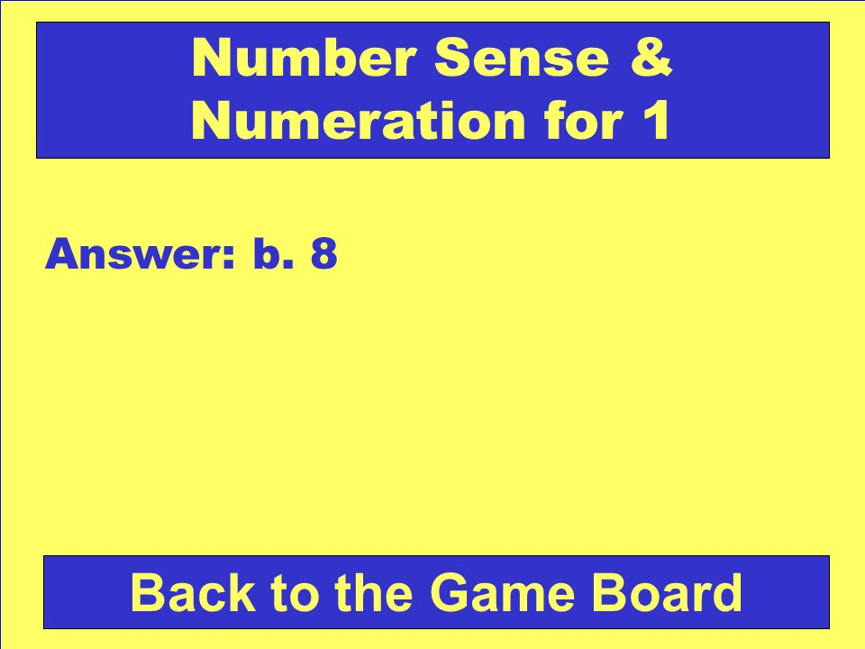 Which number tells how many tens are in 83. A. 3 B.