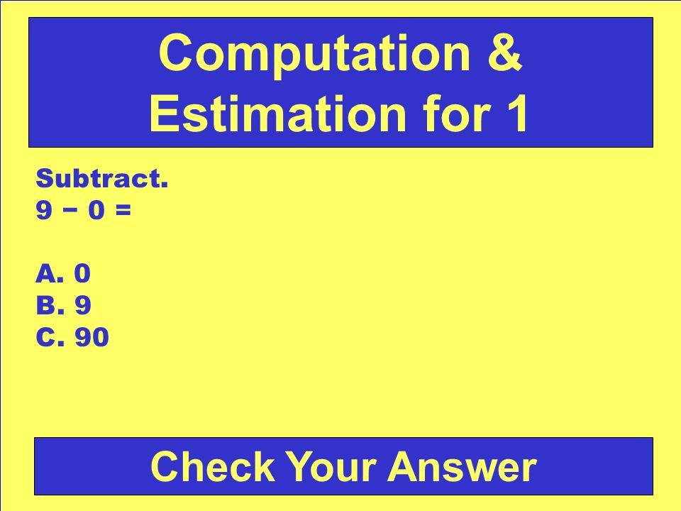Computation and Estimation 1111 3333 2222 4444 5555 1111 3333 2222 4444 5555 1111 3333 2222 4444 5555 1111 3333 2222 4444 5555 1111 3333 2222 4444 5555 Geometry and Measurement Number Sense and Numeration Patterns & Relationships/ Algebra Problem Solving/