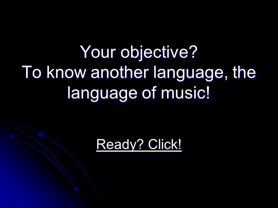 Show what you know about music! Click the mouse when ready to start!