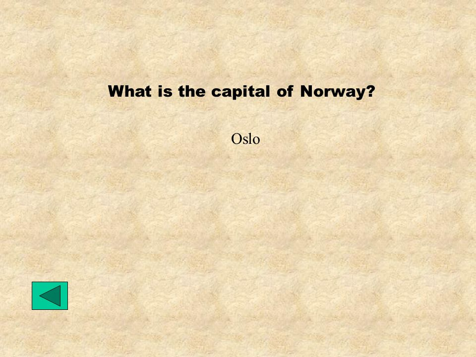 What is the capital of Sweden Stockholm