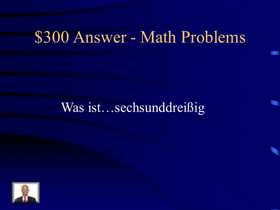 $300 Question - Math Problems 4×9=