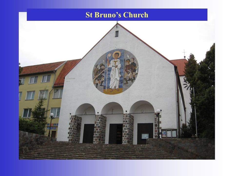 St Brunos Church