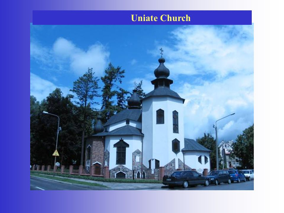 Uniate Church