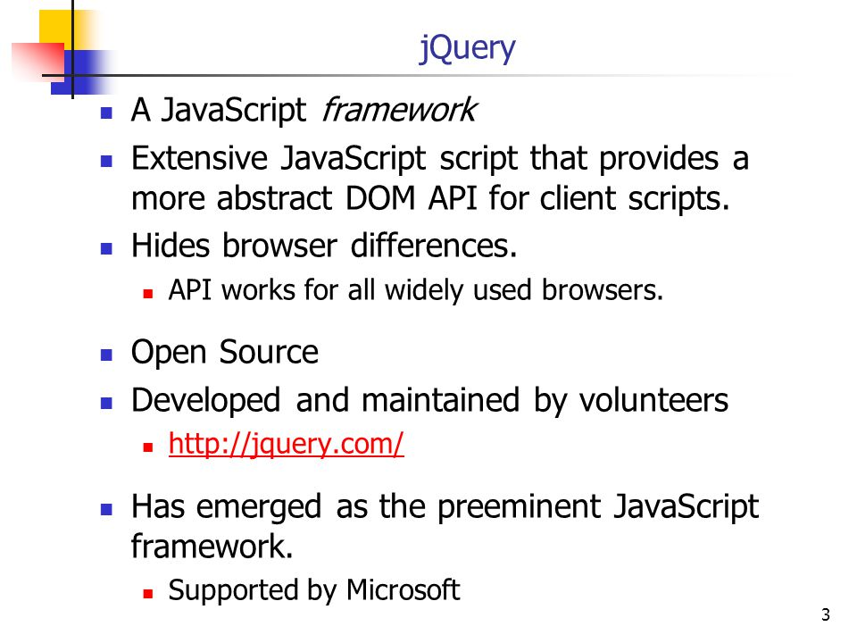 1 using jquery javascript jquery the missing manual second rh slideplayer com