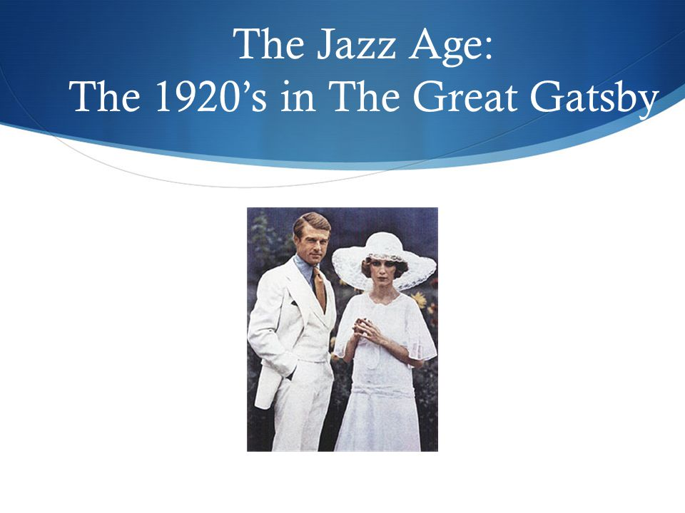 the decadence of the 1920s as portrayed in the great gatsby by f scott fitzgerald The great gatsby grips us again as a classic tale of decadence and decline americans are flocking to a broadway play and awaiting a new film version of f scott fitzgerald's novel about the golden.