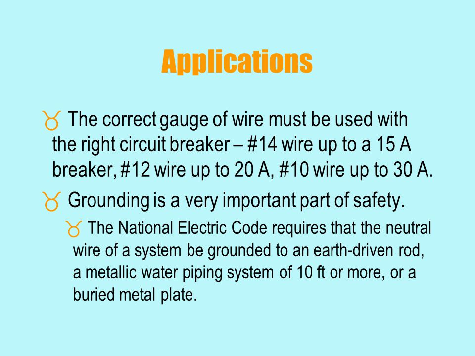 Chapter 4 – Ohm\'s Law, Power and Energy Introductory Circuit ...