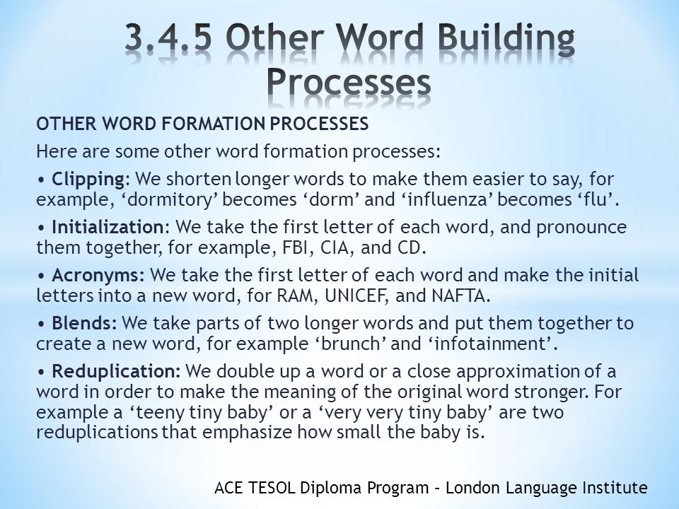 Ace Tesol Diploma Program London Language Institute Objectives You
