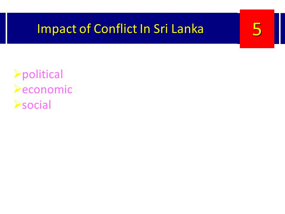 tamils and sinhalese conflict in sri lanka