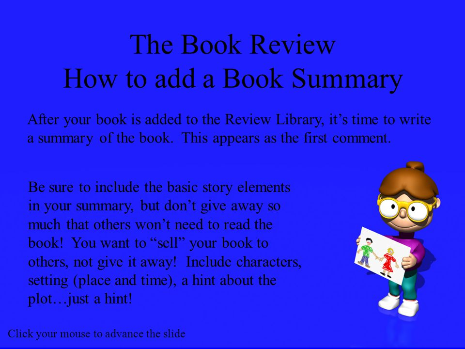 Hey! Have you read…? Reader's Review Ms  Larson's Class Click your