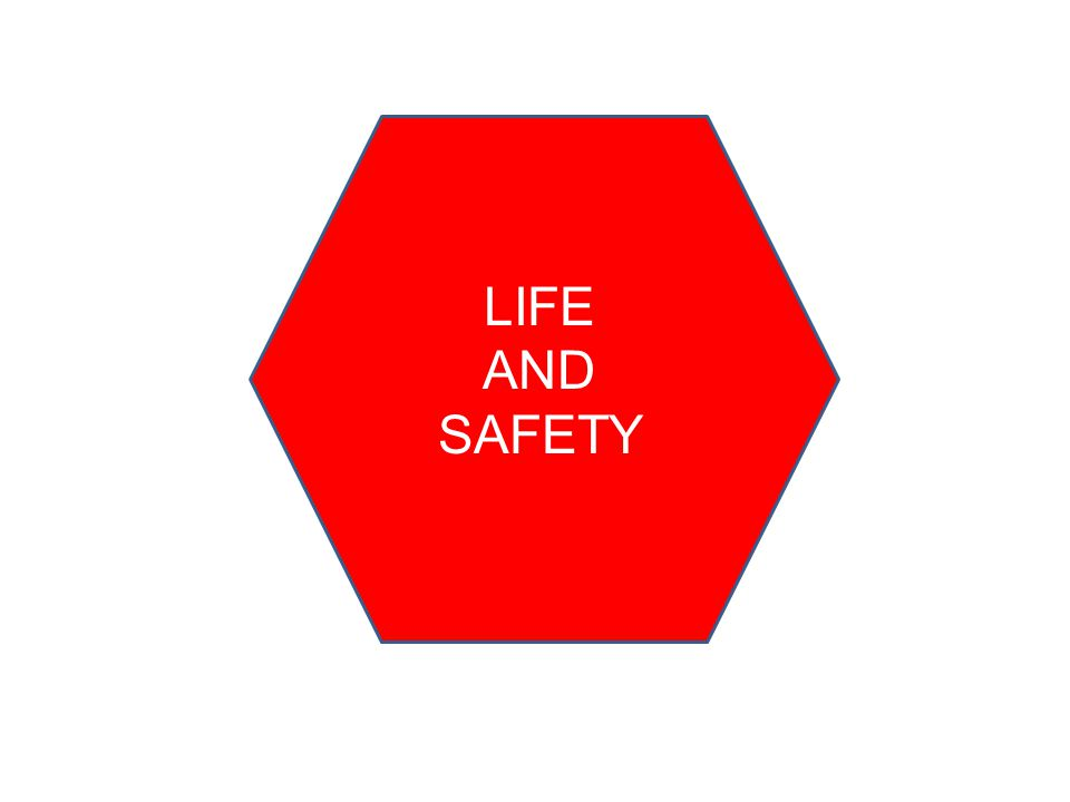 LIFE AND SAFETY