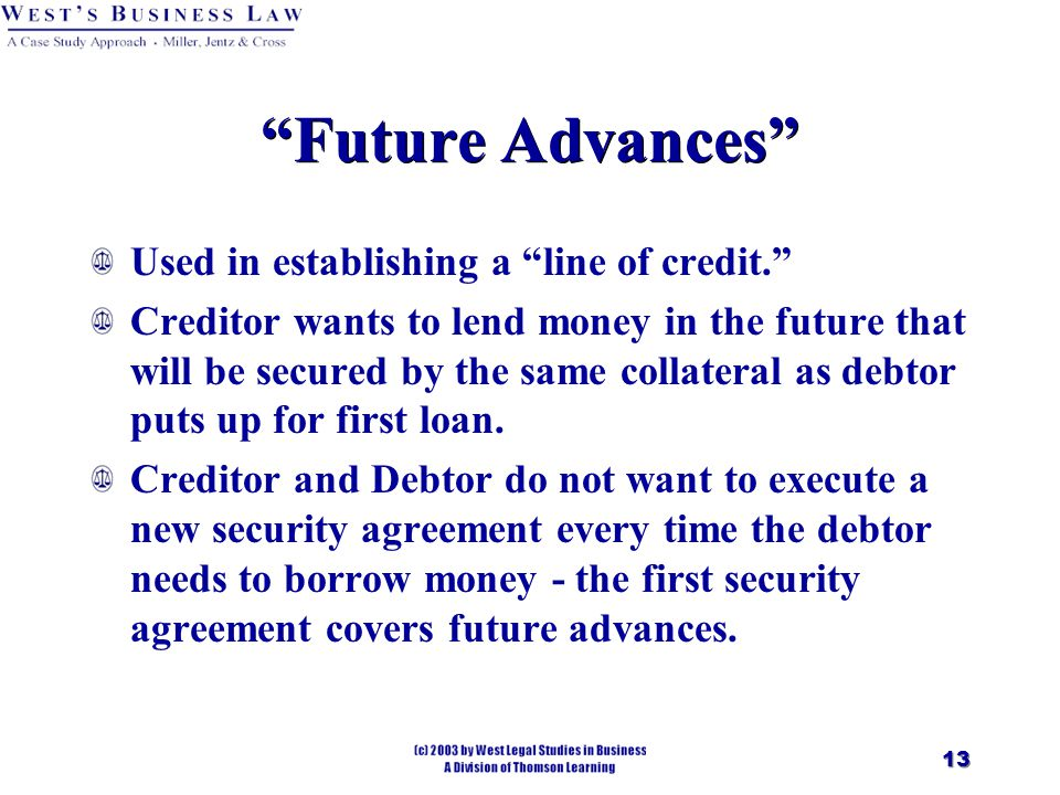 Chapter 28 Secured Transactions 2 Overview Liens Consensual Liens