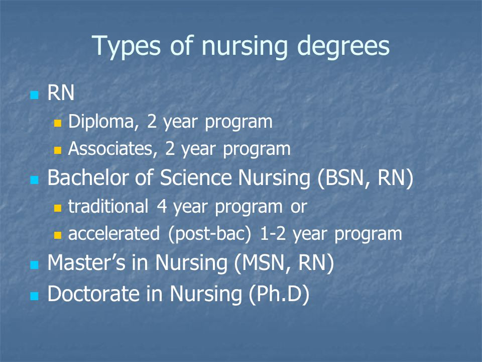 Career Outlook Nurses are the backbone of our health care system ...