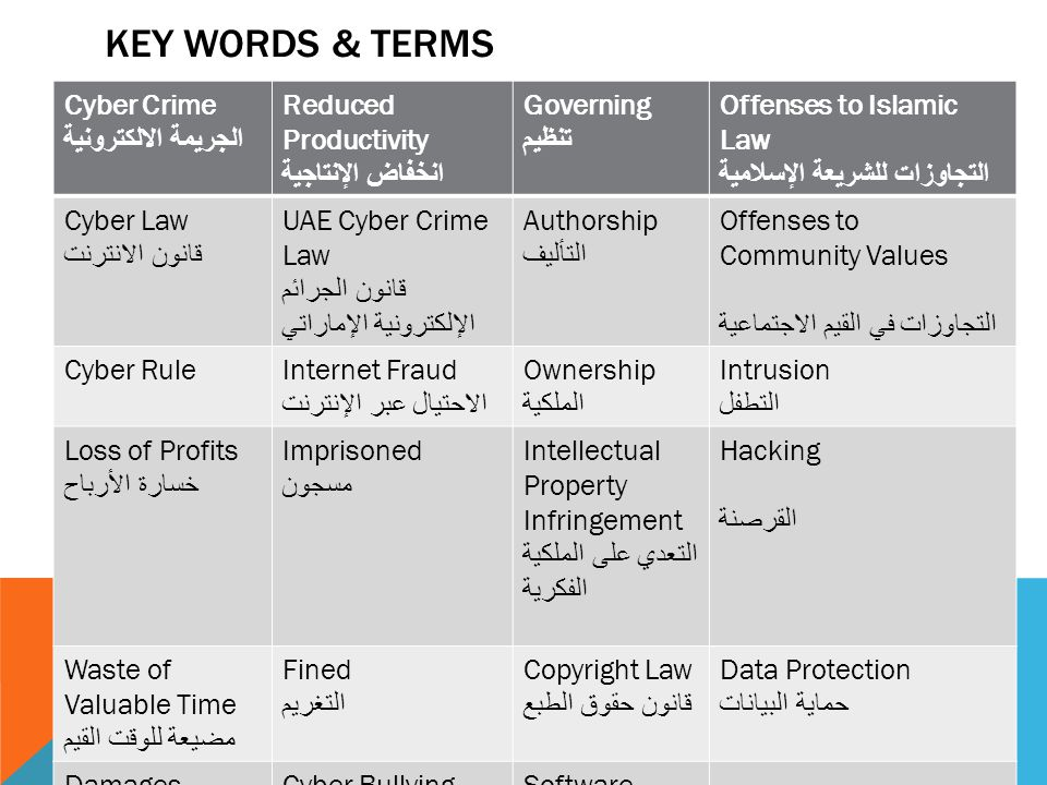 example of cybercrime law