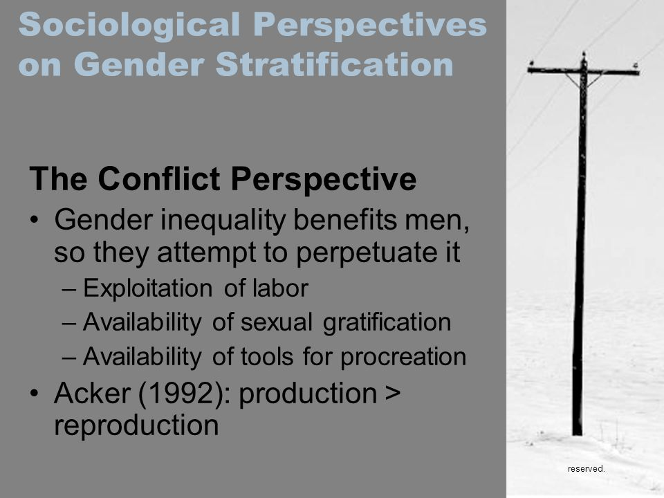 Sexual harassment definition sociology perspectives