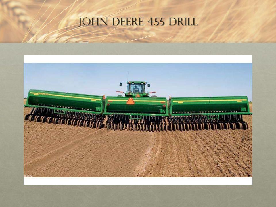 Precision Agriculture Economic Return Of John Deer 455 Box
