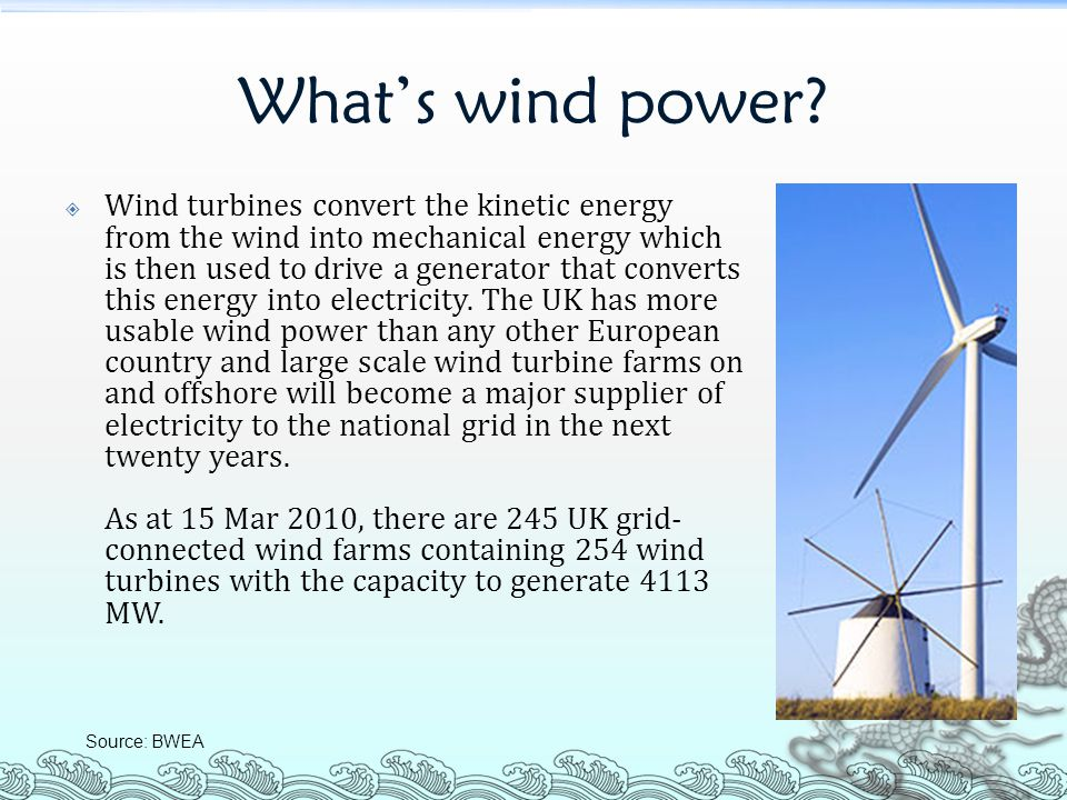 Wind Energy LiChung Hung (Uly)