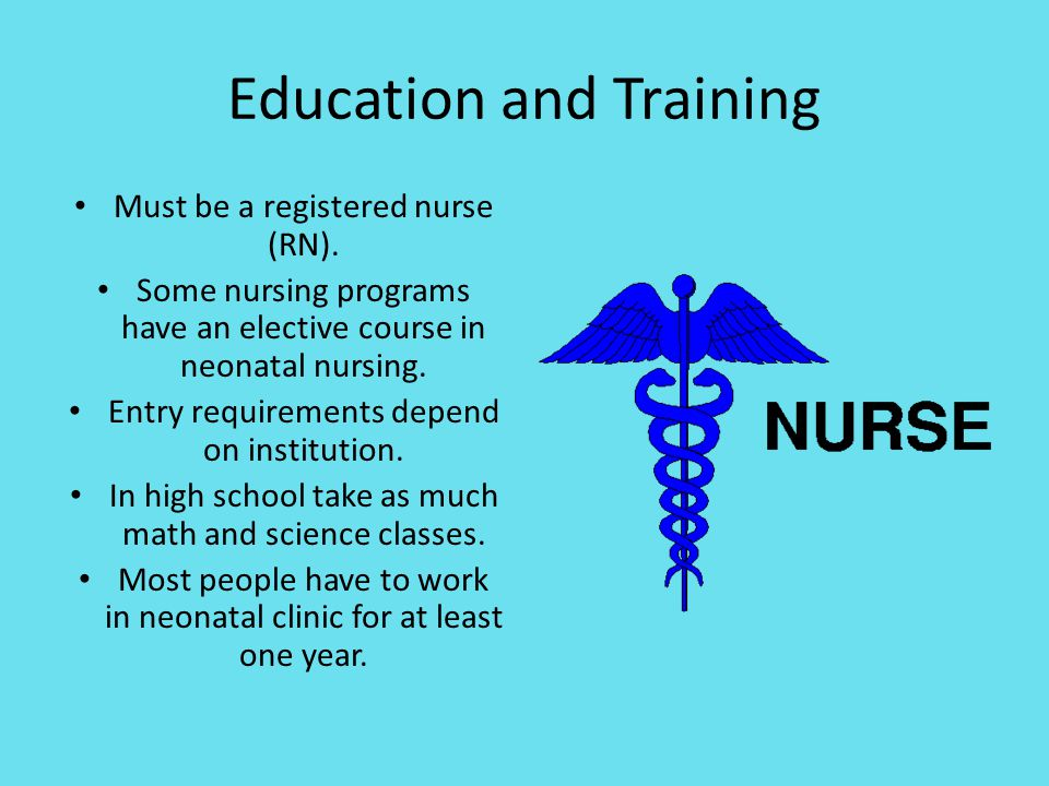 Neonatal Nurse Mandi Nosker Nature Of Work Care For Newborn Babies