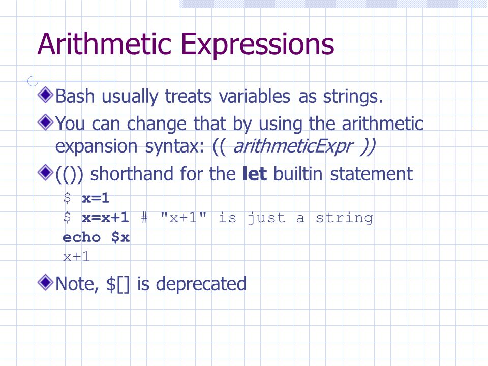 Lecture 2: More UNIX, Bash Shell Scripting Programming Tools